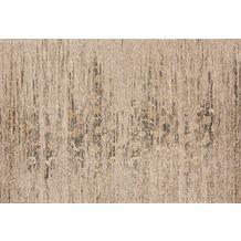 Kelii Vintage-Teppich Fantasia taupe 80 cm x 150 cm