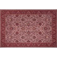 Kelii Vintage-Teppich Ziegler burgund 120 cm x 180 cm