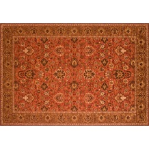 Kelii Vintage-Teppich Ziegler rost 120 cm x 180 cm