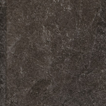 ilima Vinylboden PVC Fliesenoptik dunkel-grau anthrazit 200 cm breit