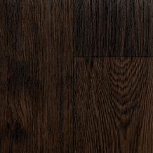 ilima Vinylboden PVC Bamberg Holzoptik Diele Eiche schokobraun dunkel 200 cm
