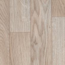 ilima Vinylboden PVC Holzoptik Schiffsboden Eiche weiß 200 cm breit
