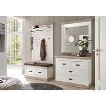 IMV Garderobe Florenz XIV, weiß Garderobenkombination