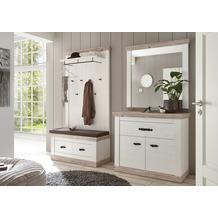IMV Garderobe Florenz XV, weiß Garderobenkombination