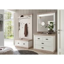IMV Garderobe Florenz VI, weiß Garderobenkombination