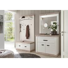 IMV Garderobe Florenz VII, weiß Garderobenkombination