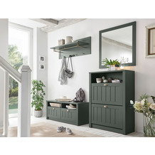 IMV Garderobenkombination Ascot I, grün Garderobe