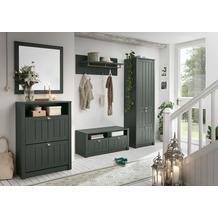 IMV Garderobenkombination Ascot III, grün Garderobe