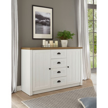 IMV Sideboard Provence 2 trg., 4 Schubk.