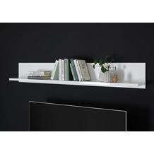 IMV Wandboard Chicago weiß / weiß hochglanz 153 x 23 x 18