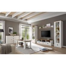 IMV Wohnkombination Provence, 6-teilig, 1 Regal