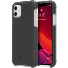 Incipio Aerolite Case, Apple iPhone 11, schwarz/transparent, IPH-1851-BLK