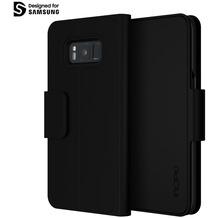 Incipio Breve Folio Case - Samsung Galaxy S8 - schwarz