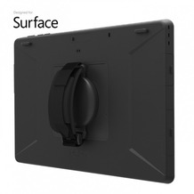 Incipio Capture Rugged Case mit Handschlaufe Microsoft Surface Pro 4 schwarz MRSF-096-BLK