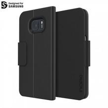 Incipio Corbin Wallet Folio Case, Samsung Galaxy S7 edge, schwarz