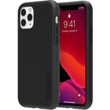 Incipio DualPro Case, Apple iPhone 11 Pro Max, schwarz, IPH-1853-BLK