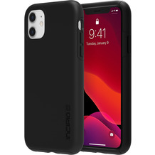 Incipio DualPro Case, Apple iPhone 11, schwarz, IPH-1848-BLK