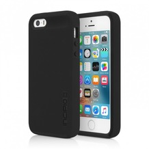 Incipio DualPro Case für Apple iPhone 5/5S/SE, schwarz