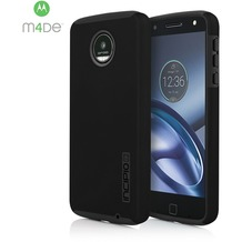 Incipio DualPro Case - Motorola Moto Z Play - schwarz