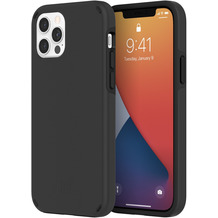 Incipio Duo Case, Apple iPhone 12/12 Pro, schwarz, IPH-1895-BLK
