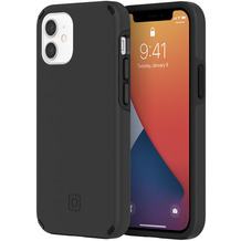 Incipio Duo Case, Apple iPhone 12 mini, schwarz, IPH-1893-BLK