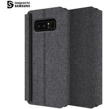 Incipio [Esquire Series] Carnaby Folio Case - Samsung Galaxy Note8 - grau