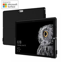 Incipio Feather Case - Surface Pro (2017) & Pro 4 - schwarz