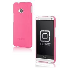Incipio Feather für HTC One (M7), neon pink