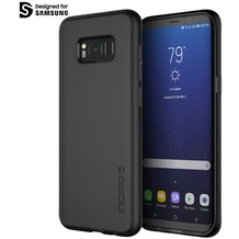 Incipio NGP Case - Samsung Galaxy S8+ - schwarz
