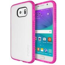 Incipio Octane Case für Samsung Galaxy S6, frost/pink
