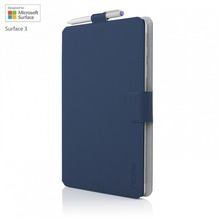 Incipio Roosevelt Klapptasche Microsoft Surface 3 navy MRSF-081-NVY