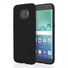 Incipio Twill Block Case, Samsung Galaxy S7 edge, schwarz