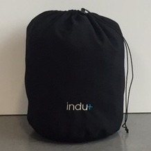 Indu+ Schutzhülle Gasflasche