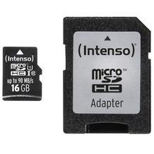 Intenso Micro SD UHS-I Professional, 16 GB