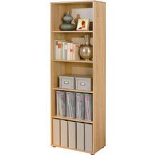 Inter Link Bücherregal 'Parini 4' 5F. Eiche Sonoma Nachbildung