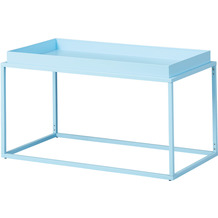 Inter Link Couchtisch 'Club NY' 80x45x45 candy blue