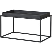 Inter Link Couchtisch 'Club NY' 80x45x45 deep black