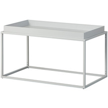 Inter Link Couchtisch 'Club NY' 80x45x45 royal grau