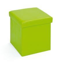 Inter Link Faltbox 'Setti klein grün' mit Sitzpolster