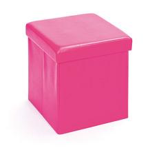 Inter Link Faltbox 'Setti klein pink' mit Sitzpolster