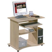 Inter Link Schreibtisch 'Durini' Sonoma-Eiche Nachbildung