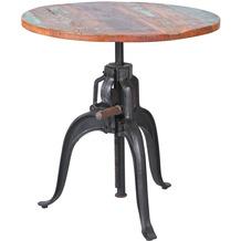 Inter Link Tisch 'Fundos' höhenverstellbar 75 cm rund