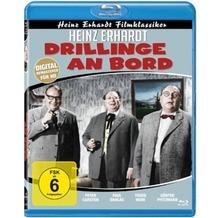 Intergroove Drillinge An Bord, Blu-ray