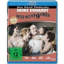Intergroove Vater,Mutter Und Neun Kinder, Blu-ray