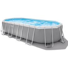 Intex PrismFrameOval Pool-Set , 610x305x122cm (26798GN)