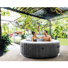 Intex PureSPA Bubble Greywood Deluxe Standart version (28442)