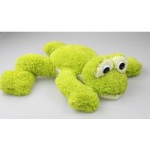 inware Plüschtier Frosch 30 cm grün