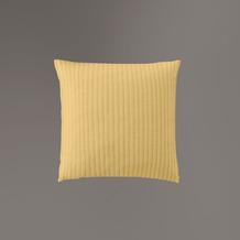 irisette interlock lumen 8129 honig Kissenbezug 15x40 cm