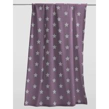 irisette Wohndecke casa 8914 purple Decken 150x200 cm