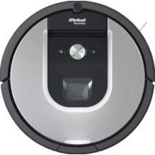iRobot Roomba 965 Schwarz-Silber